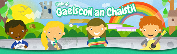 Gaelscoil an Chaistil Primary School, Ballycastle
